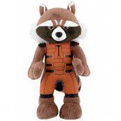 Guardians of the Galaxy - Rocket Raccoon Plush - 25 cm