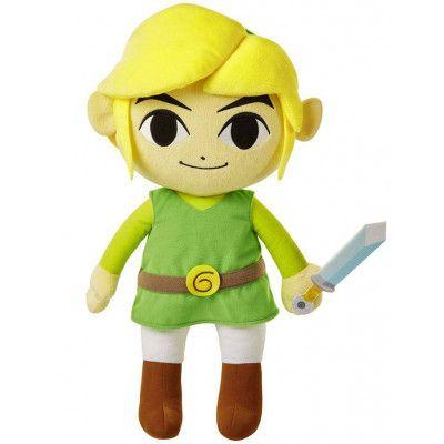 Legend of Zelda - Link (Wind Waker) Jumbo Plush