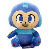 Mega Man - Mega Buster Stubbins Plush - 20 cm