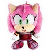 Sonic - Amy Big Headz Plush - 15 cm