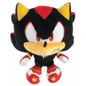 Sonic - Shadow Big Headz Plush - 15 cm