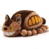 Studio Ghibli - Little Fluffy Cat Bus Plush - 20 cm