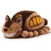 Studio Ghibli - Little Fluffy Cat Bus Plush - 20 cm