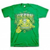 Green Lantern / Green Fire T-shirt, Basic Tee