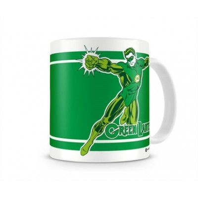 Green Lantern Coffee Mug, Coffee Mug
