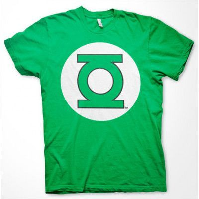 Green Lantern Logo T-Shirt, Basic Tee