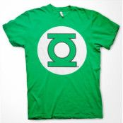 Green Lantern Logo T-Shirt Grön, LARGE