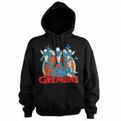 Gremlins Group Hoodie, Hooded Pullover