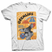 Gremlins Three Rules T-Shirt, Basic Tee