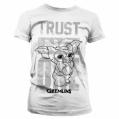 Gremlins - Trust No One Girly Tee, Girly Tee