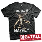 There Will Be Mayhem Big & Tall T-Shirt, Big & Tall T-Shirt