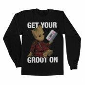 Get Your Groot On Long Sleeve Tee, Long Sleeve Tee