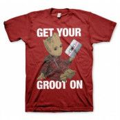 Get Your Groot On T-Shirt, Basic Tee