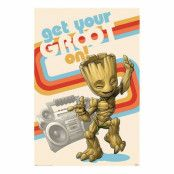 Guardians of the Galaxy, Maxi Poster - Groot
