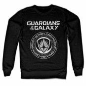 Guardians Of The Galaxy Shield Sweatshirt, Sweatshirt