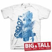 I Am Groot Big & Tall T-Shirt, Big & Tall T-Shirt