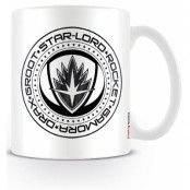 Marvel - Guardians of the Galaxy Emblem Mug