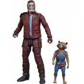 Marvel Select - Star-Lord & Rocket Raccoon
