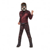 Star-Lord Deluxe Barn Maskeraddräkt - Small