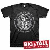 Star-Lord - Legendary Outlaw Big & Tall Tee, Big & Tall T-Shirt