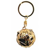 Harry Potter Golden Snitch Metal 3D Nyckelring