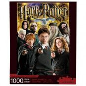 Harry Potter - Character Collage Jigsaw Puzzle