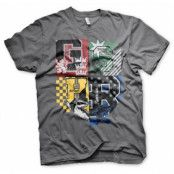 Harry Potter Dorm Crest T-Shirt, Basic Tee