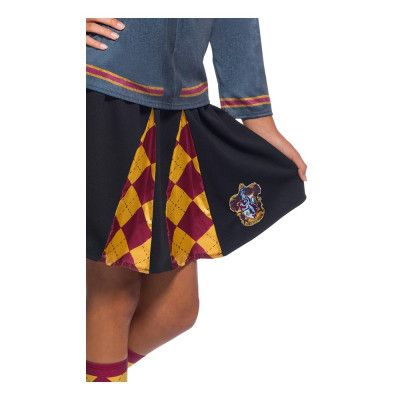 Harry Potter Gryffindor Kjol för Barn - One size