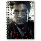 Harry Potter - Harry Potter Notebook with 3D Effect
