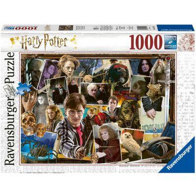 Harry Potter - Harry Potter vs. Voldemort Jigsaw Puzzle