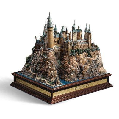 Harry Potter Hogwarts Skulptur