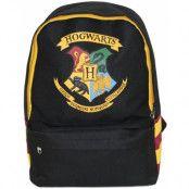 Harry Potter - Hogwarts Striped Shoulder Backpack