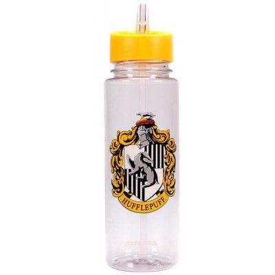 Harry Potter - Hufflepuff Crest Water Bottle