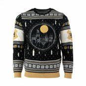 Harry Potter, Jultröja med Lampor - Hogwarts - L