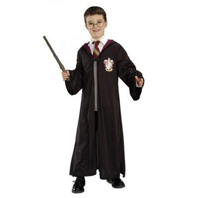 Harry Potter Gryffindor Kappa Maskeraddräkt Barn L