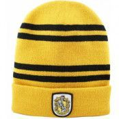Harry Potter - Hufflepuff Beanie Yellow