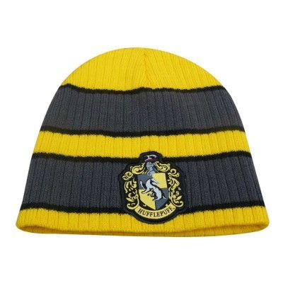 Harry Potter Hufflepuff Mössa