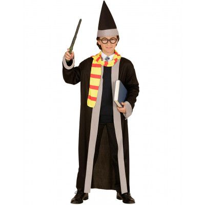 Harry Potter Inspirerad Barnkostym