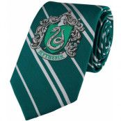 Harry Potter - Slytherin Necktie Woven