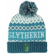 Harry Potter - Slytherin Pompon Beanie