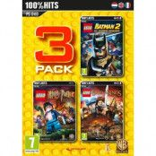 LEGO Batman 2, Harry Potter 2, Lord Of The Rings