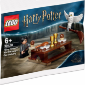 LEGO Harry Potter and Hedwig Owl Delivery polybag