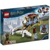 LEGO Harry Potter Beauxbatons Carriage Arrivalat Hogwarts