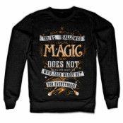 Harry Potter Magic Sweatshirt, Sweatshirt