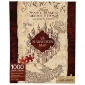 Harry Potter - Marauders Map Jigsaw Puzzle
