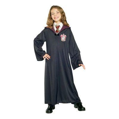 Harry Potter Gryffindor Hermione Maskeraddräkt Barn, MEDIUM