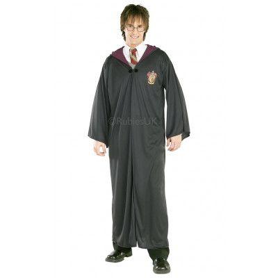 Harry Potter Kappa Maskeraddräkt Vuxen
