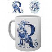 Harry Potter Mug Ravenclaw Monogram