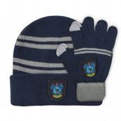 Harry Potter - Ravenclaw Beanie & Gloves Set for Kids