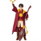 Harry Potter Quidditch Docka